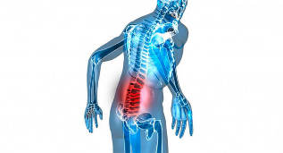 Pain in the lumbar