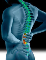 the treatment of back pain